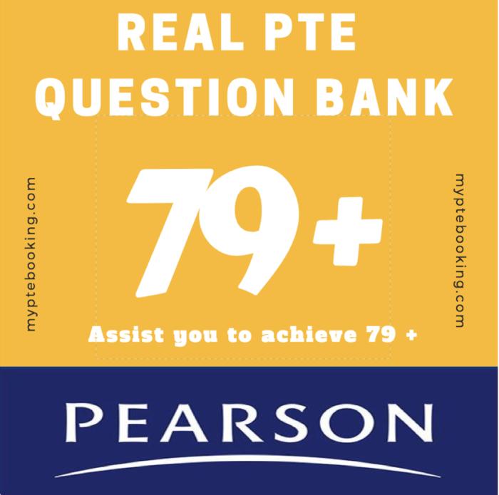 PTE question bank